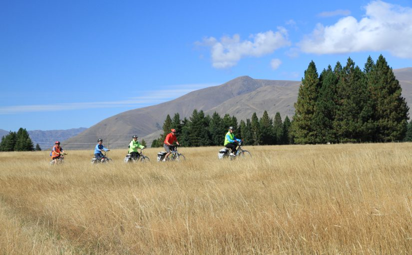 New Zealand Bike ride: Alps to Ocean – from Mount Cook to Oamaru