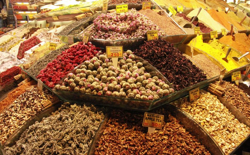 Istanbul, Turkey: Foods of Istanbul – Photo Essay