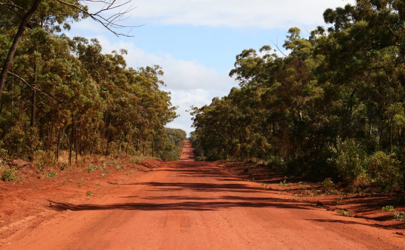 Australian Outback: Betty Britz and two 'Sheilas' drive from Cairns to the Tip of Cape York