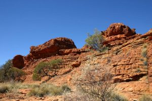 The Kings Canyon rim walk