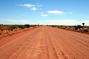 The Tanami Track - 1053 kms!