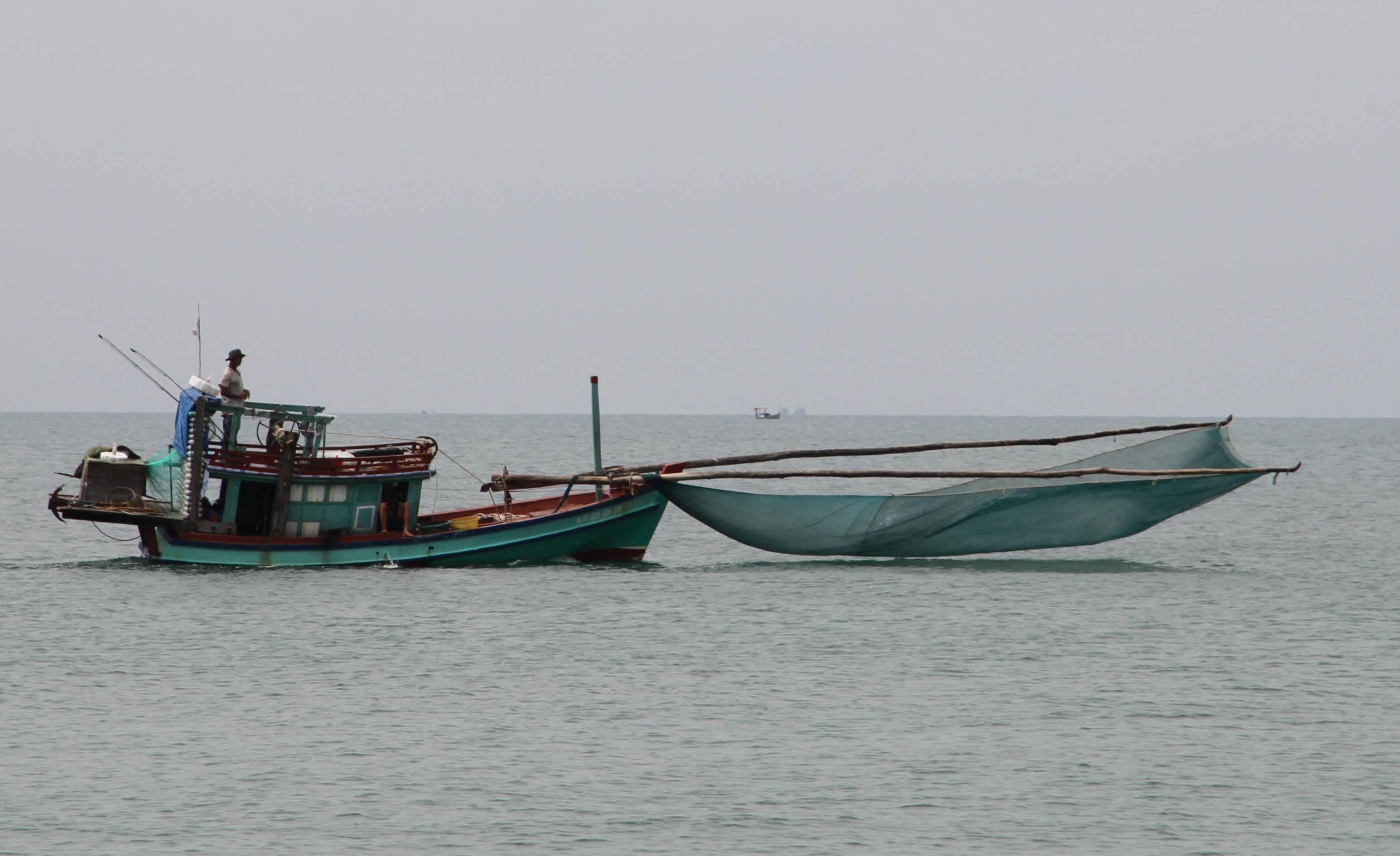 Fishing of Phou Quoc