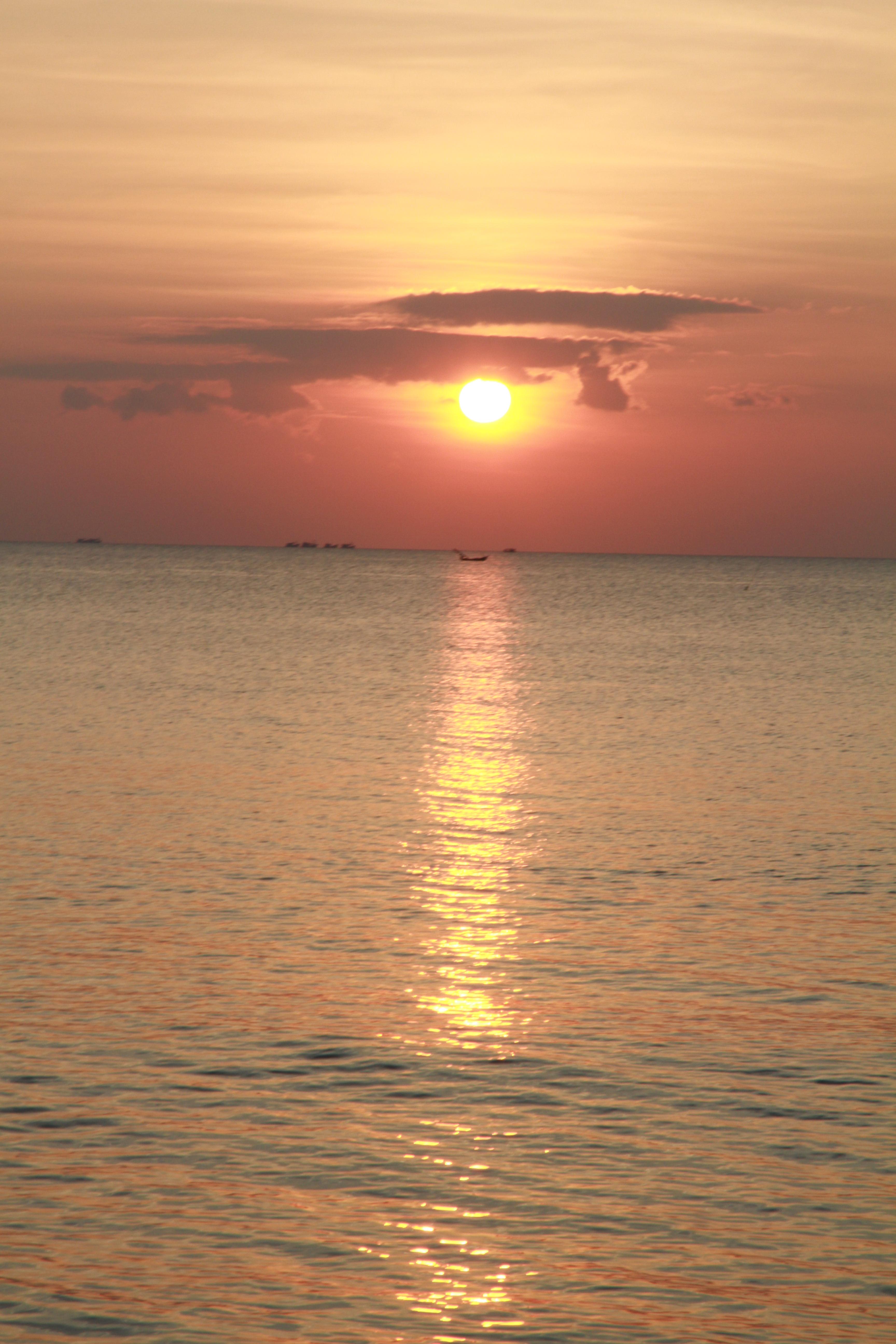 Sunset on Phou Quoc