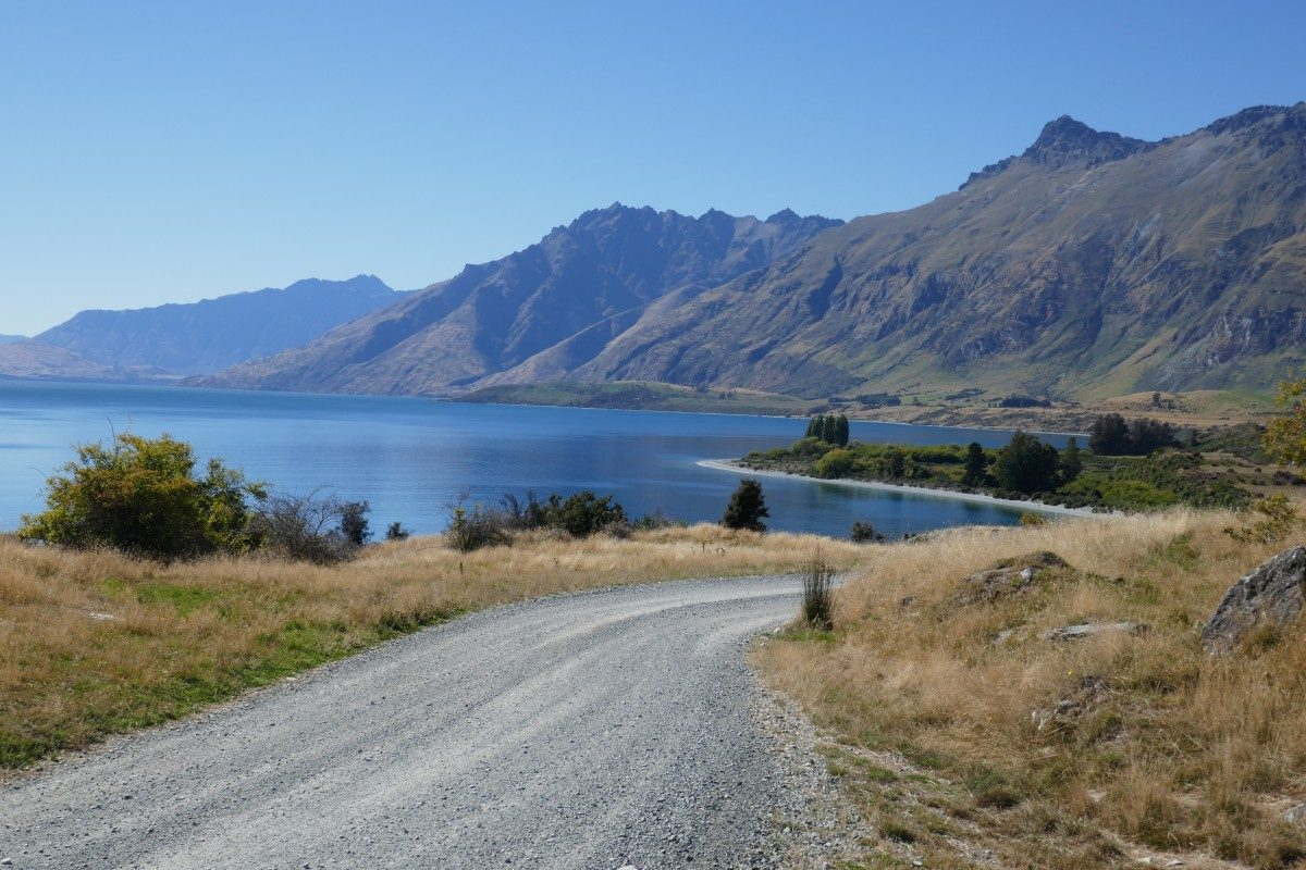 Around the Mountains (Eyre Mountains) – beyond Queenstown