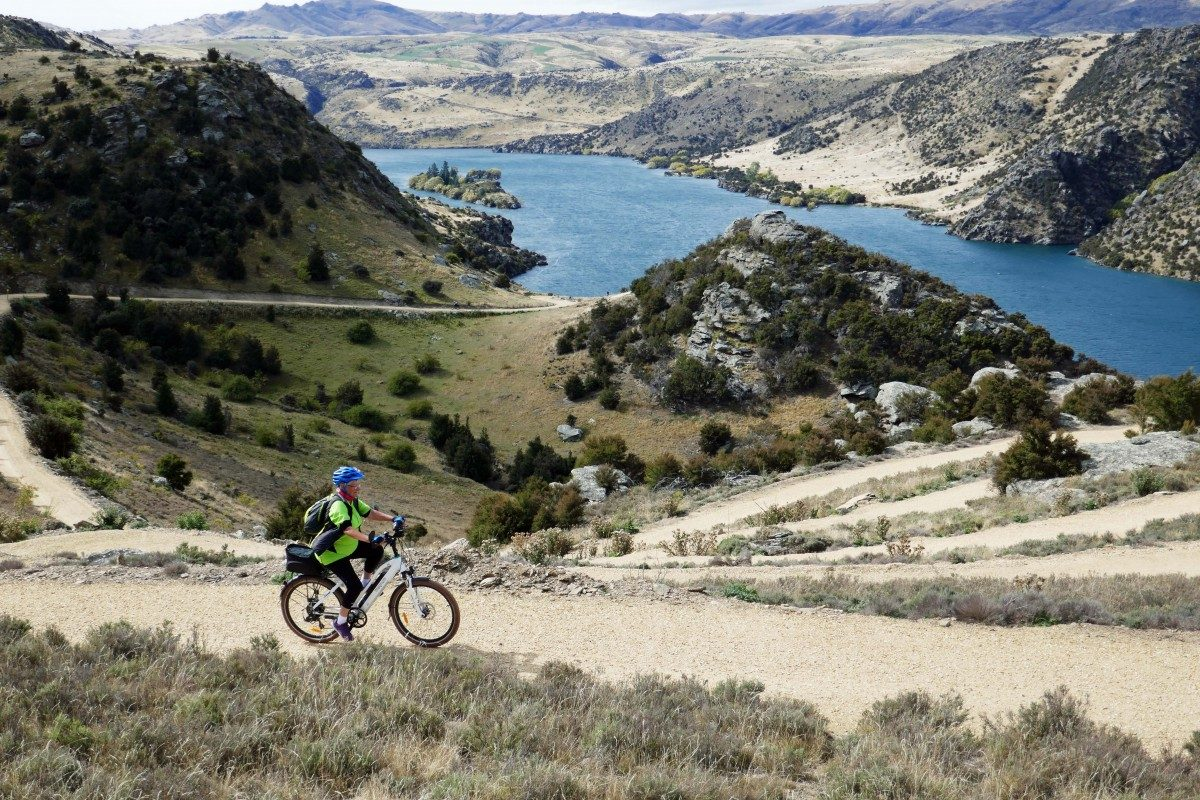 Roxburgh & Clutha Gold Bike Trail – New Zealand