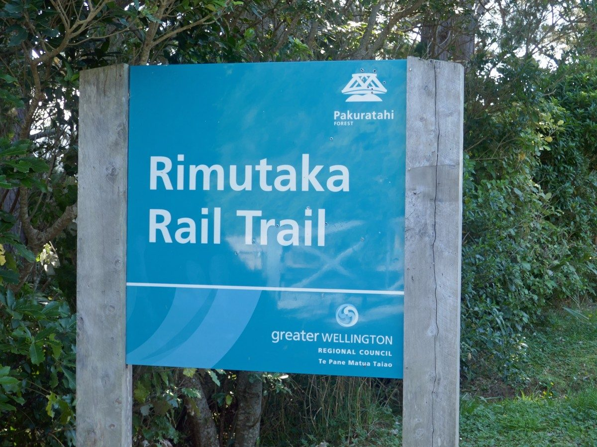 The Rimutaka Bike Trail